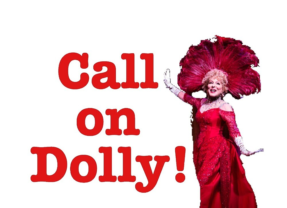 Call on Dolly! by CarolineStorey