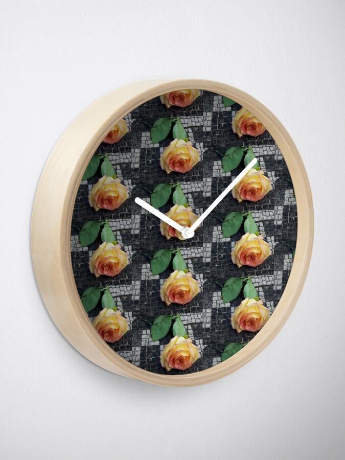 Alternate view of Lost Love Clock