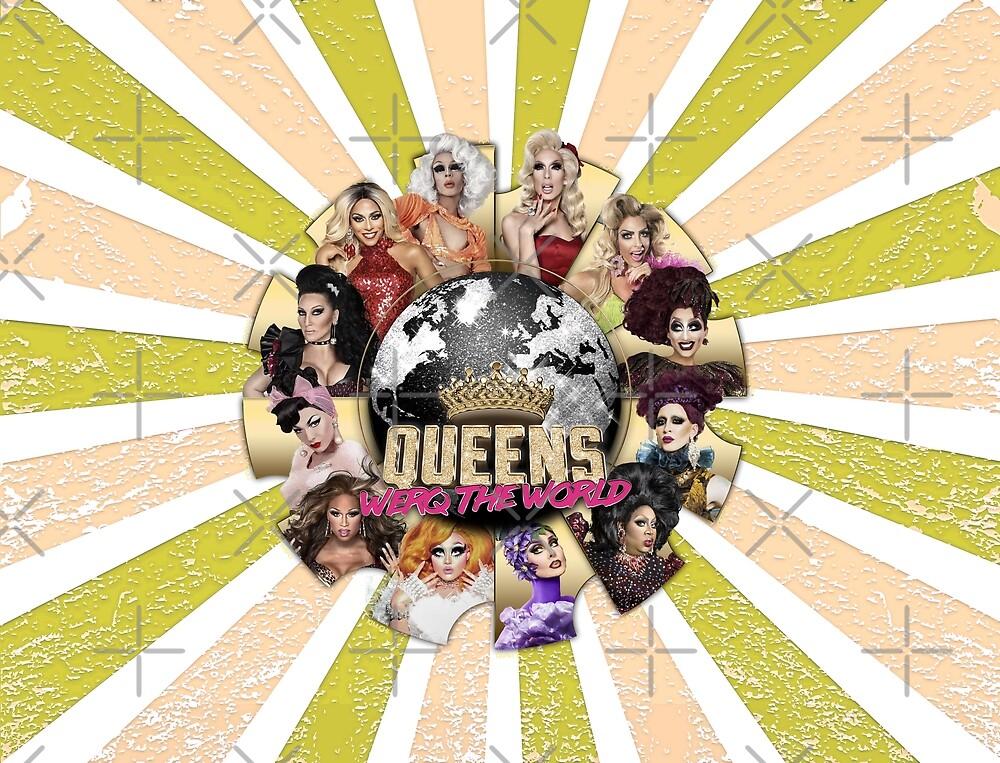 RPDR - All Queens by firamos