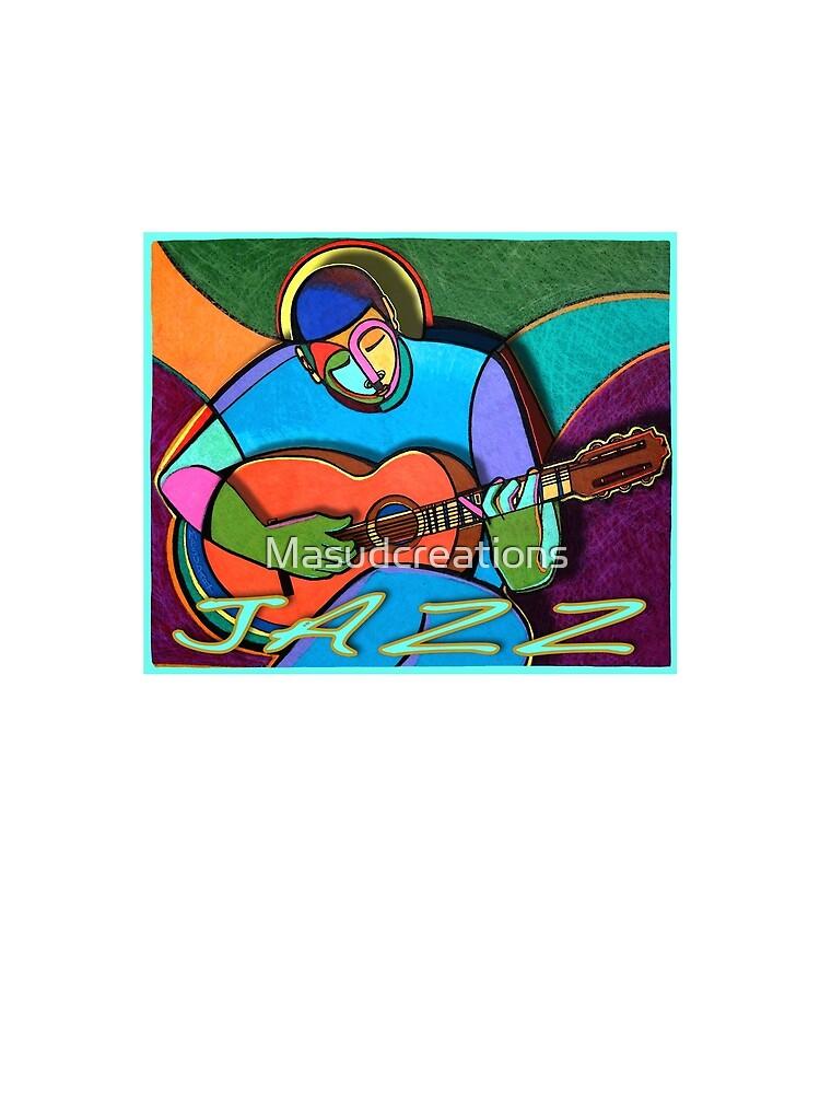 Jazz Life #4 by Masudcreations