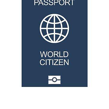 World Citizen Passport by grupoimagine