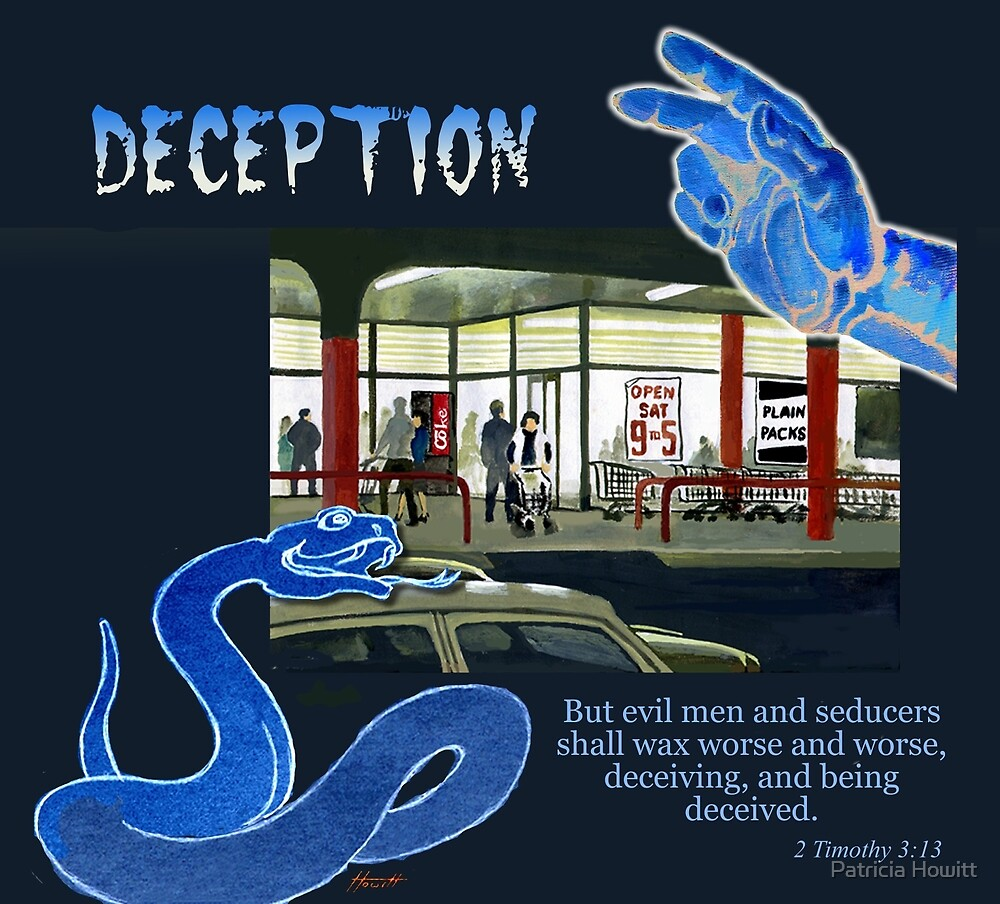 Deception by Patricia Howitt