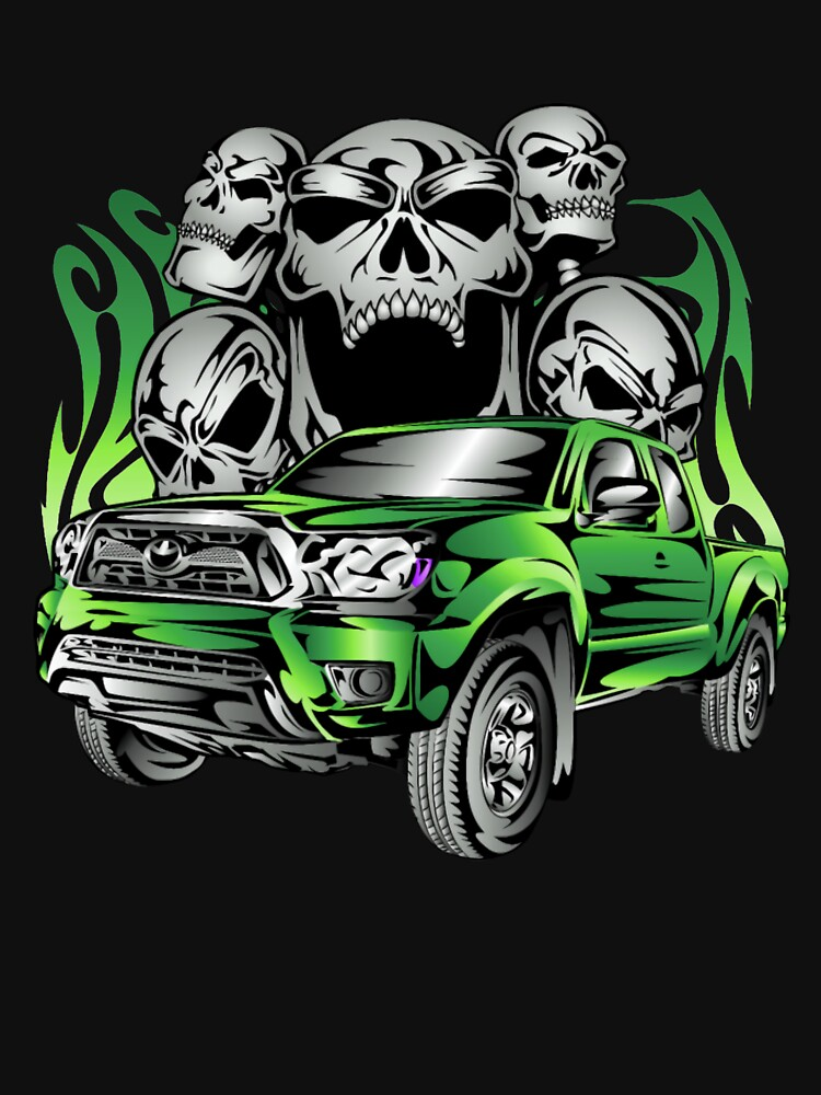 ALL TIME POPULAR IV182 Car With Skull Best Trending by HadWeGo
