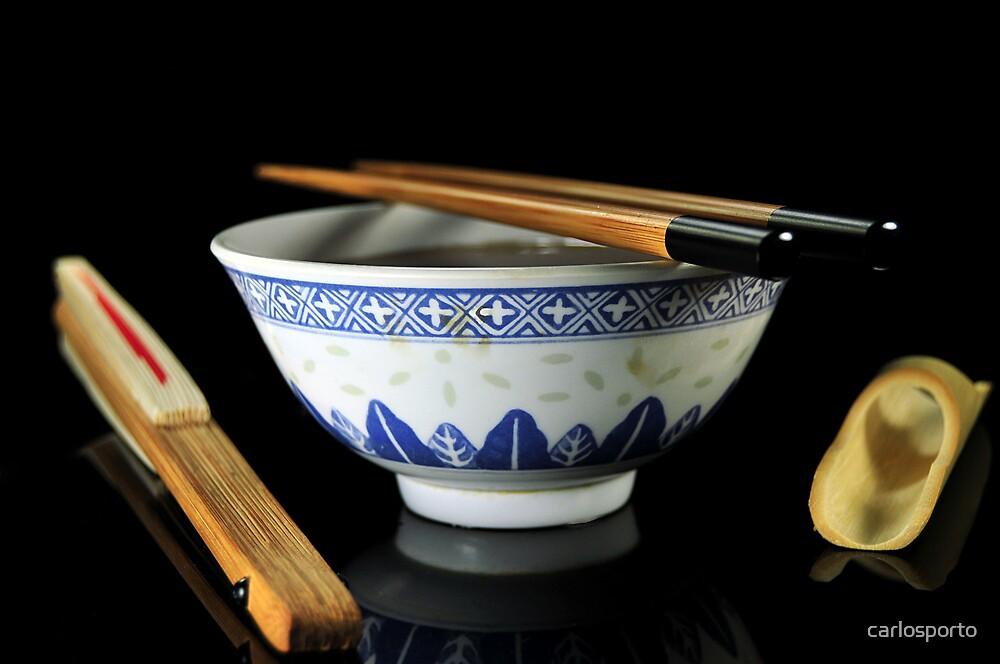 Miso Soup by carlosporto