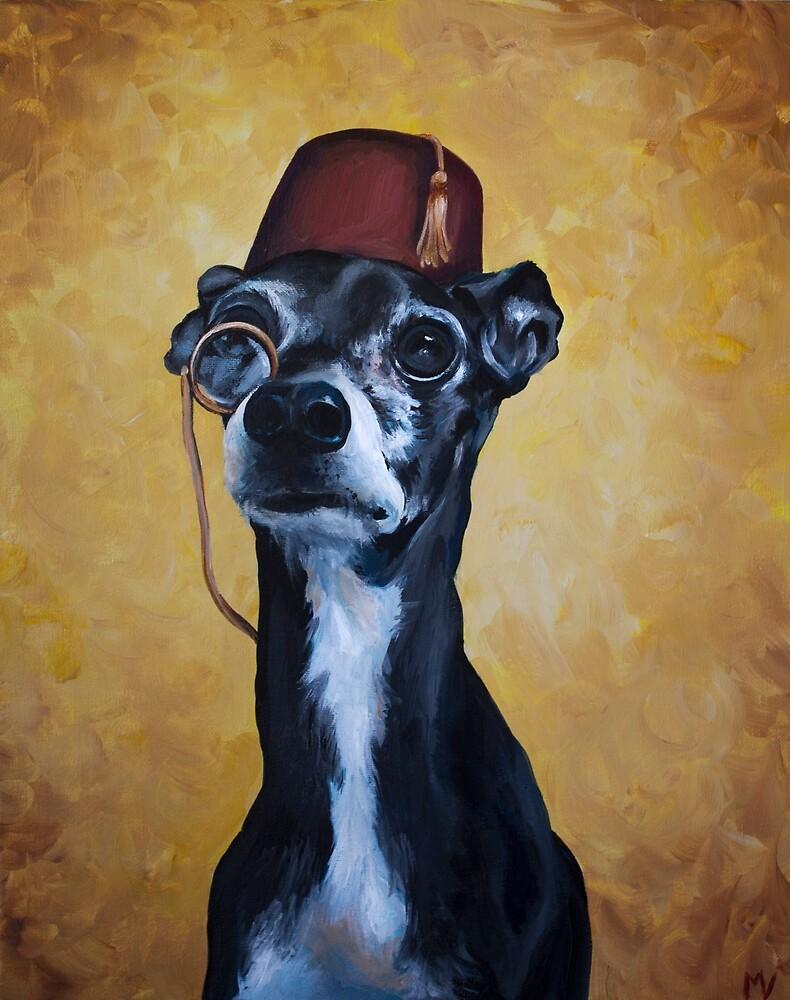 Nuk - International Dog of Mystery by Melissa Vandiver