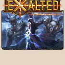 Exalted Art: Stormcaller by TheOnyxPath