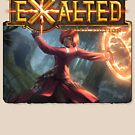 Exalted Art: Sunflash by TheOnyxPath