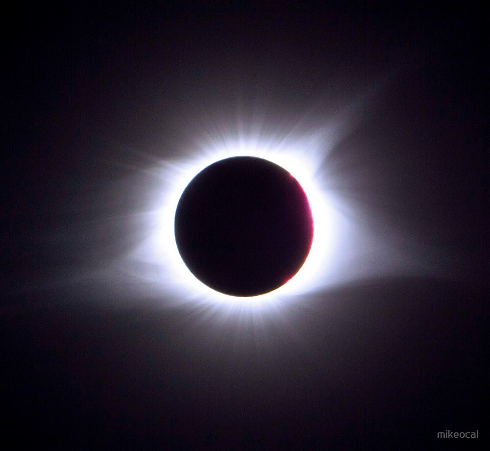 Total Eclipse by mikeocal