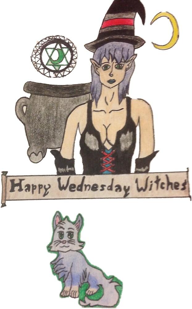 Wednesday Witch by Deryk-29