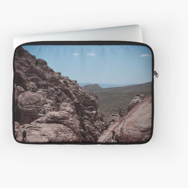 Red Rock Canyon Visitors Laptop Sleeve