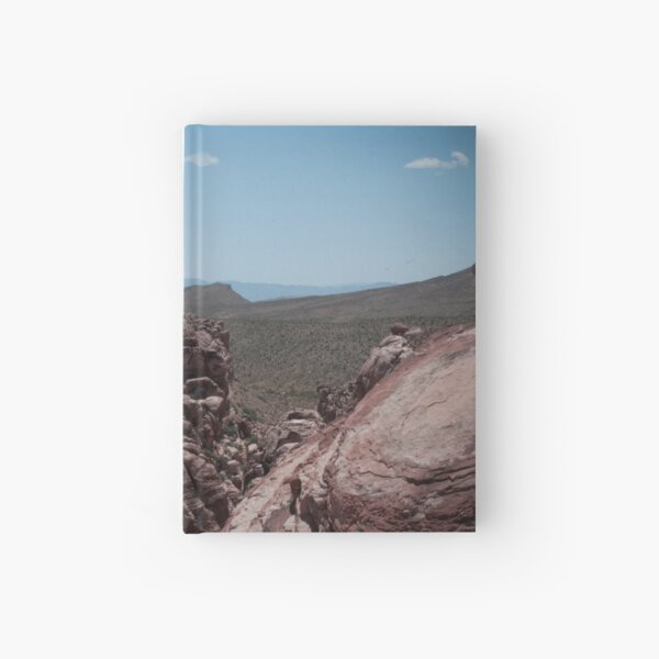 Red Rock Canyon Visitors Hardcover Journal