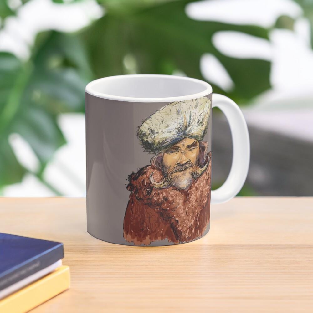 Mountain Man Mug