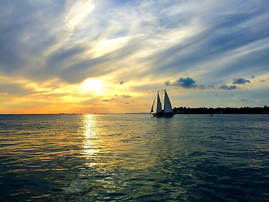 Sailing to Key West by virginia50