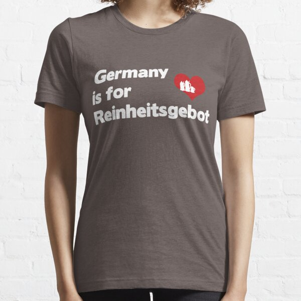 Reinheitsgebot Essential T-Shirt