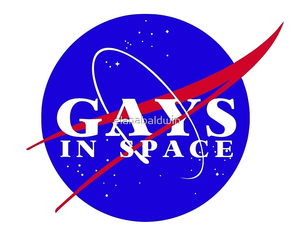 Gays In Space by elanabaldwin