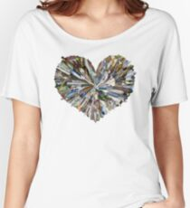 Heart (Missiles) Women's Relaxed Fit T-Shirt