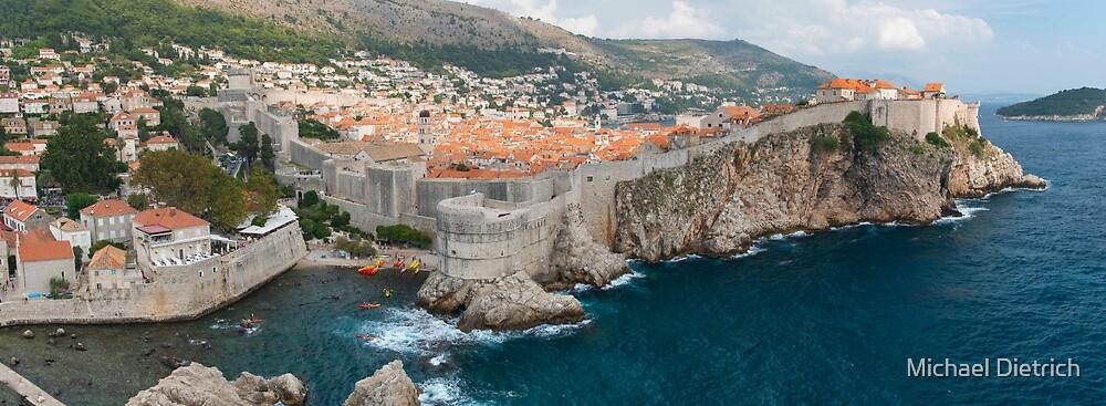 Dubrovnik  by Michael Dietrich