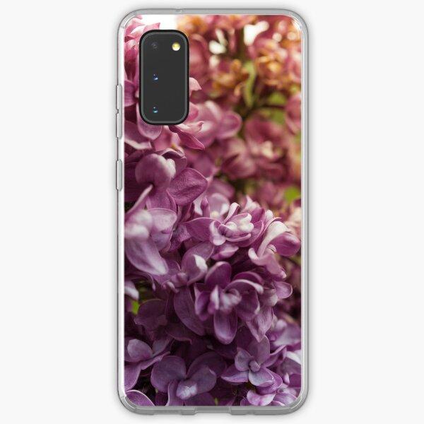 Lilac Bush Samsung Galaxy Soft Case