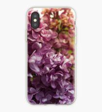 Lilac Bush iPhone Case