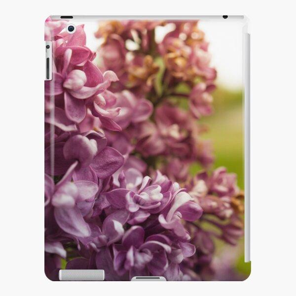 Lilac Bush iPad Snap Case