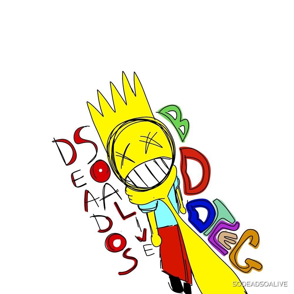 (SOALIVESODEADXBOOTLEG) Deadboy  by SODEADSOALIVE