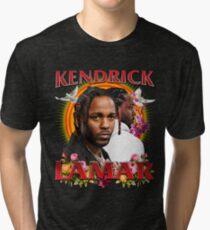 KENDRICK LAMAR VINTAGE Tri-blend T-Shirt