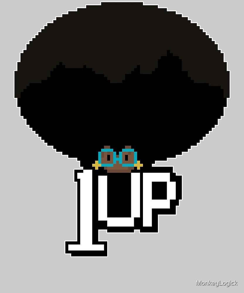 1 UP by MonkeyLogick