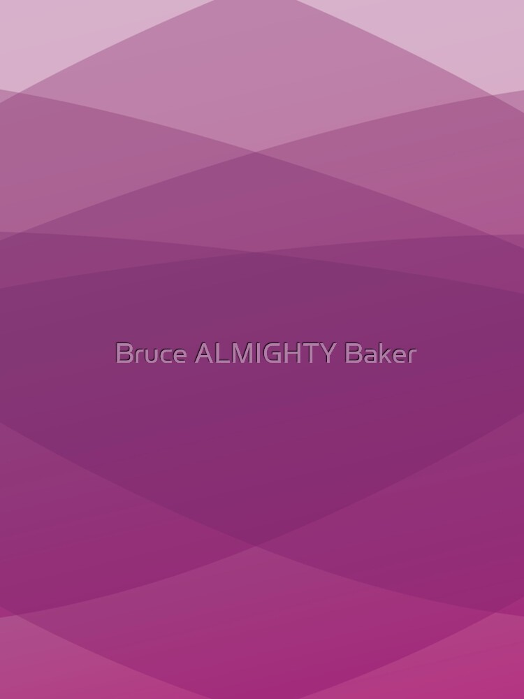 Purple Abstract Art by BruceALMIGHTY