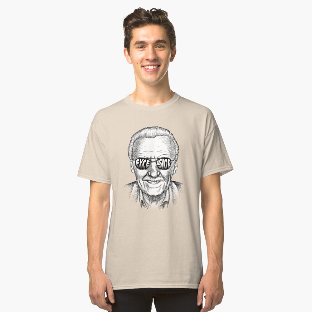 Excelsior Classic T-Shirt Front