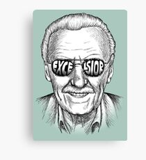 Excelsior Canvas Print