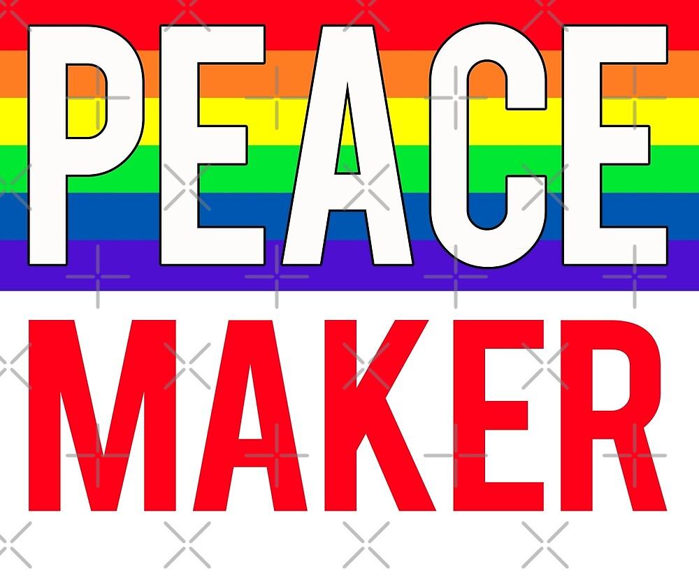 Peacemaker 1 by patriikamikaze