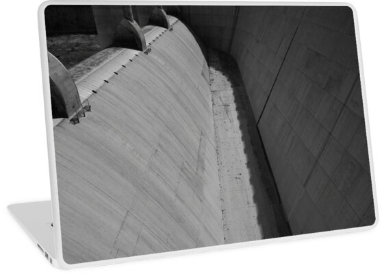 Hover Dam – Spillway – Nevada by McMannDesign