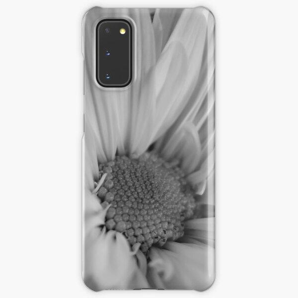 Black & White Daisies Samsung Galaxy Snap Case