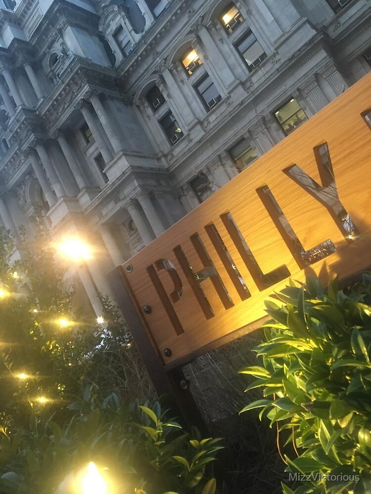 Dilworth Park Garden at City Hall, Philadelphia by MizzVictorious