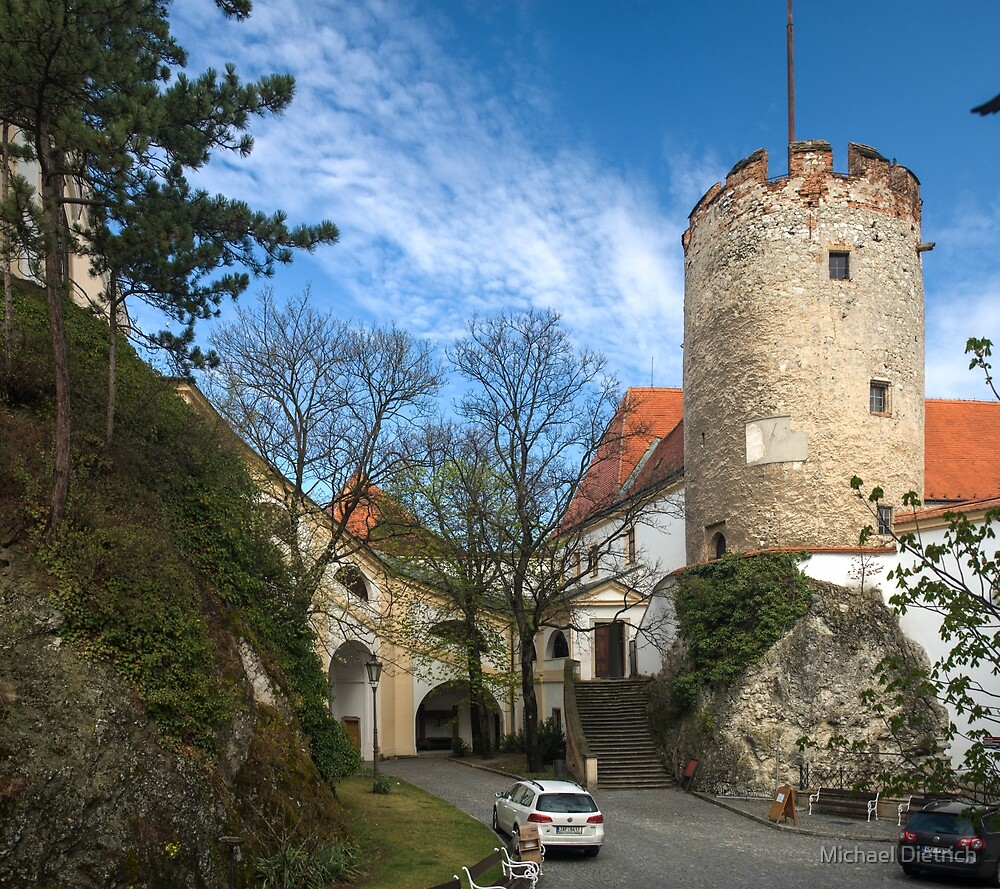 Dietrichstein Castle, Czech Republic by Michael Dietrich