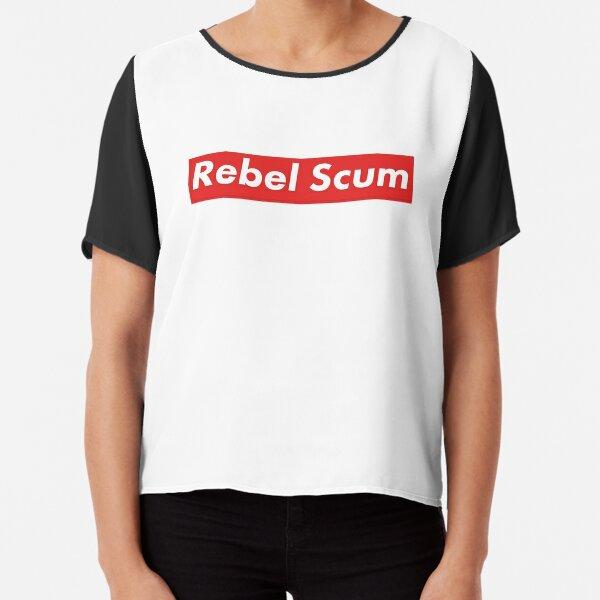 Rebel Supreme Chiffon Top