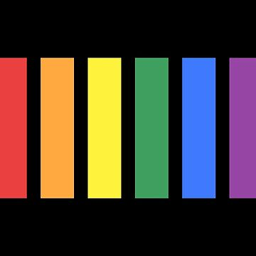 Rainbow Bars by porcupride