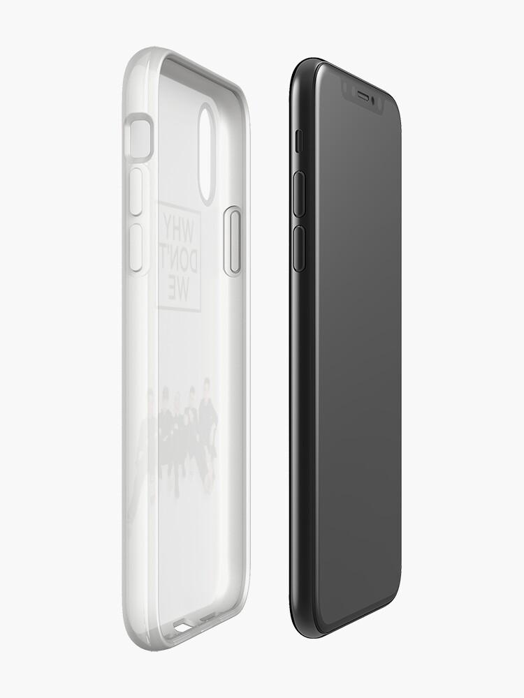 Alternative Ansicht von warum nicht wir? iPhone-Hülle & Cover