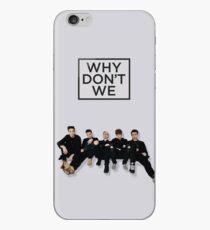 warum nicht wir? iPhone-Hülle & Cover