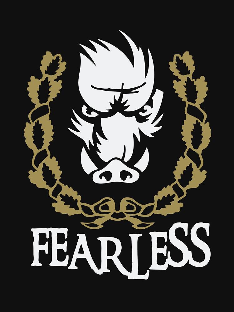 TOP TRENDING  EF669 Fearless Wildboar Best Product by HadWeGo