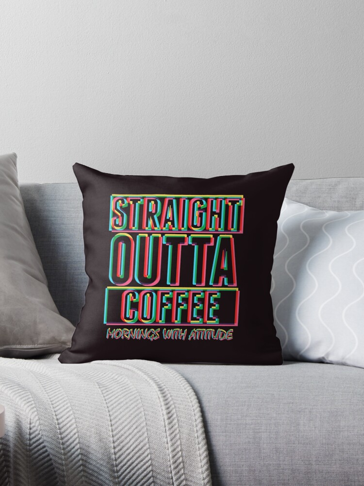 soft CMYK straight outta Coffee (dark) by animinimal