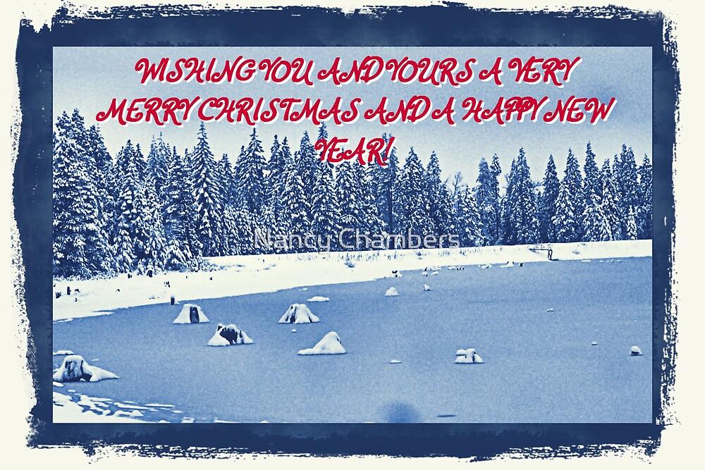 A Frosty Christmas by NancyC