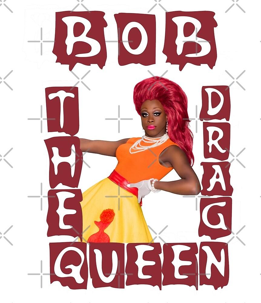 RPDR - Bob The Drag Queen by firamos