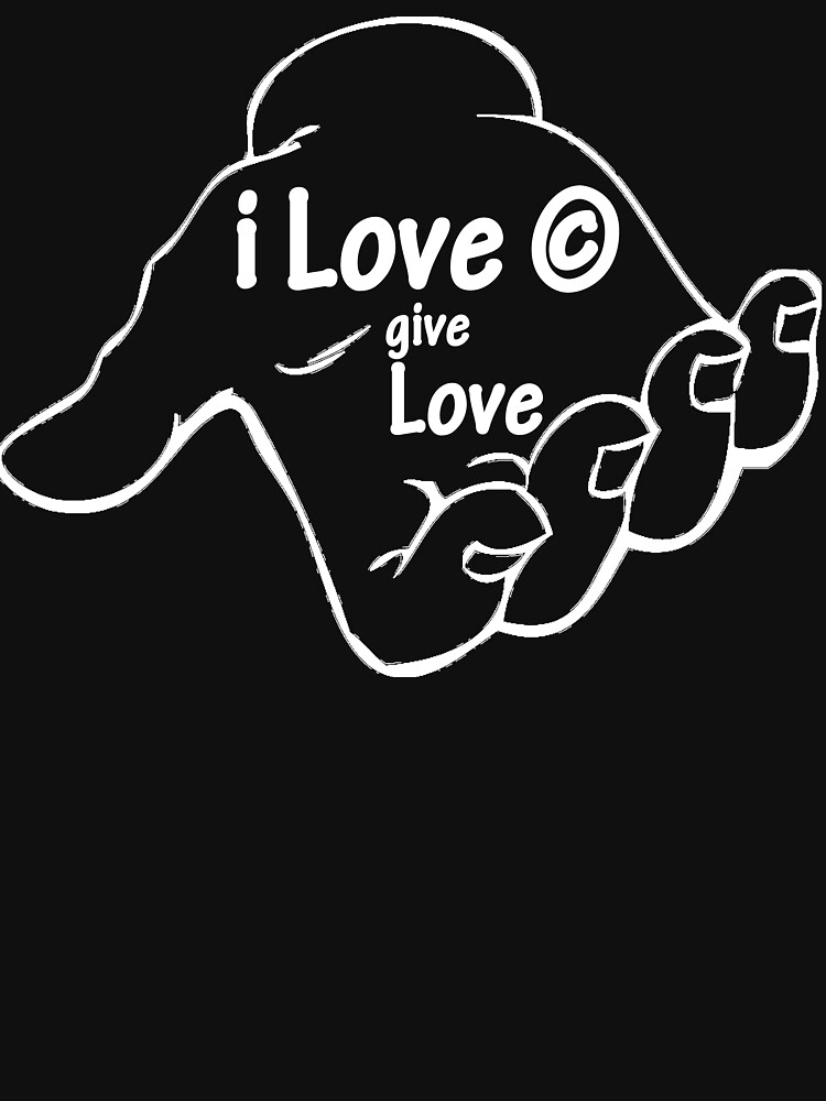 Give love by iLove by Wishyouget