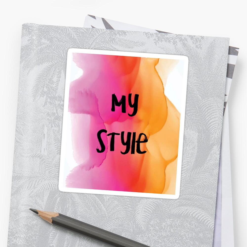 Shine Bright with your Own Style by Mystyleprime