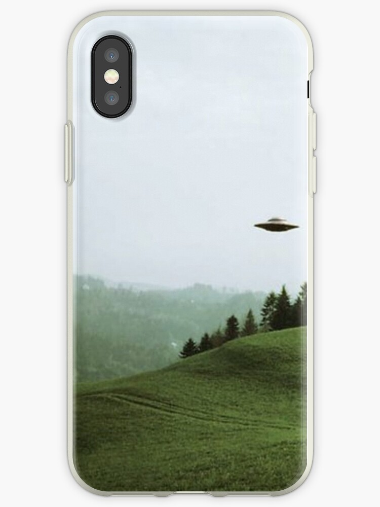 UFO Phone Case by Daniel Hoving