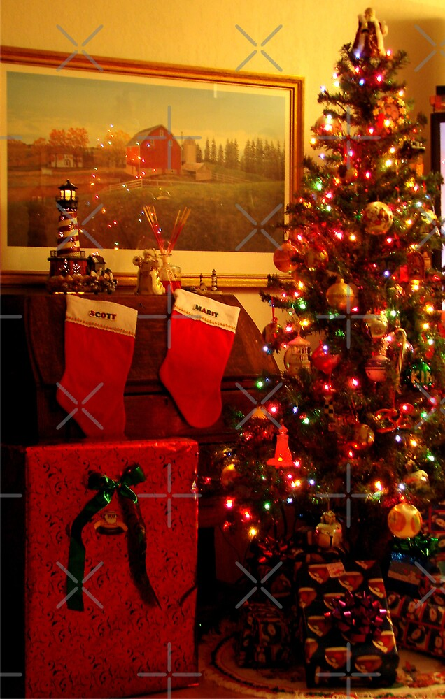 Christmas Memories by Kimberly Miller