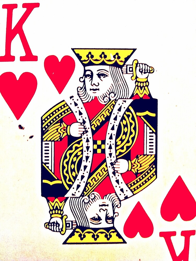 Kings card by SuperiorMerch