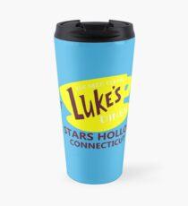 Eat At Luke's Travel Mug