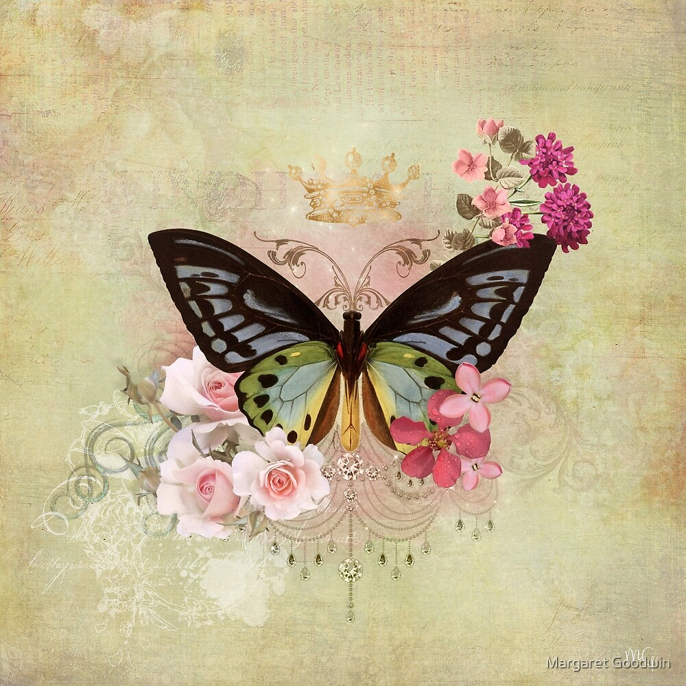 Butterfly Magic by Margaret Goodwin